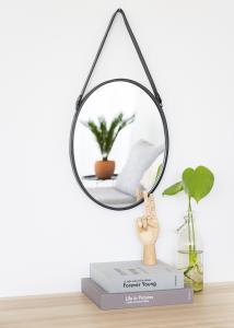 Artlink Spiegel Lea Zwart 35x45 cm