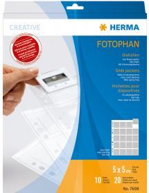 Herma Dia opbergbladen - 10 bladen