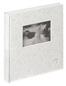 Walther Music Album - 28x30,5 cm (40 Witte pagina's / 20 bladen)