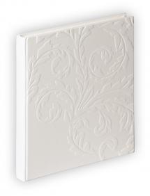 Walther Nobile Gastenboek - 23x25 cm (144 Witte pagina's / 72 bladen)