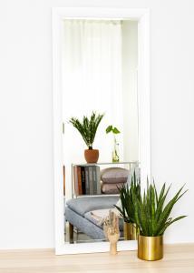 Estancia Spiegel Olden Wit 60x150 cm