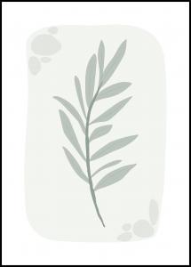 Lagervaror egen produktion OLIVE Poster