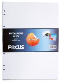 Focus Albumbladen Timesaver SA4 - 30 Witte vellen