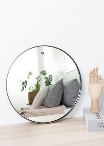 Society of Lifestyle Spiegel House Doctor Reflektion Zwart 40 cm Ø