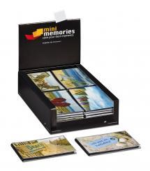 Walther Mini Memories Album Holiday 6 varianten - 40 Foto's van 10x15 cm - 36-pack