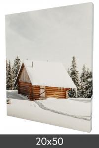 Egen tillverkning - Kundbild Canvas posters 20×50 cm - 18 mm