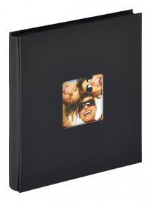 Walther Fun Album Zwart - 400 Foto's van 10x15 cm