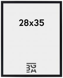 Galleri 1 Kader Edsbyn Zwart 28x35 cm